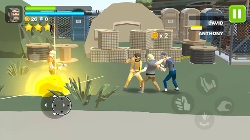 Code Triche Rage City: Streets of Gang Fighting & Fury Fighter APK MOD (Astuce) screenshots 3