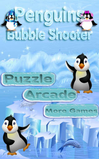 Penguins Bubble Shooter
