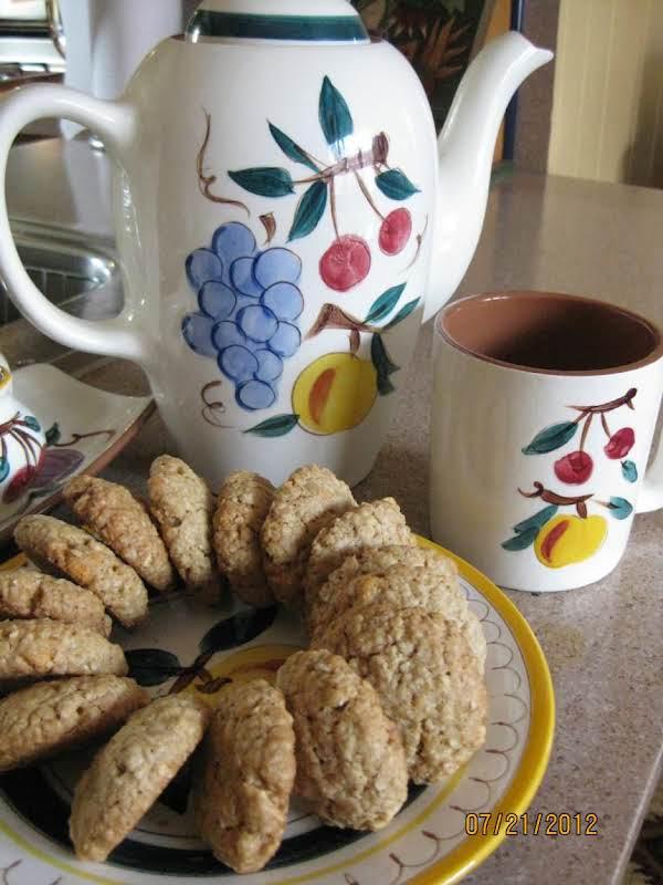 Cashew Butterscotch Oaties