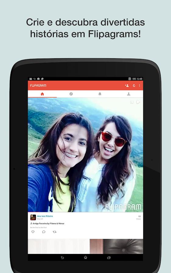 Flipagram - screenshot