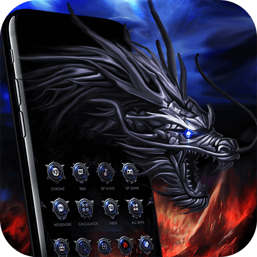 Dark Dragon Theme