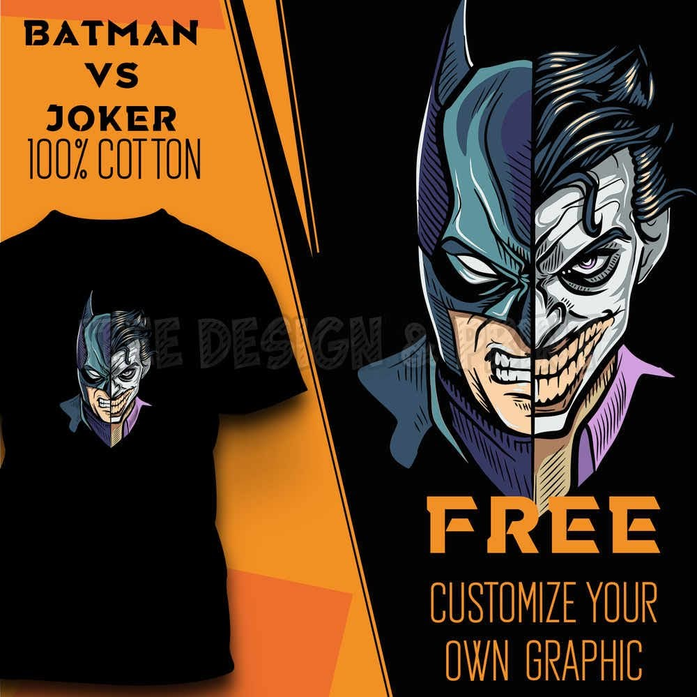 Batman vs Joker 6