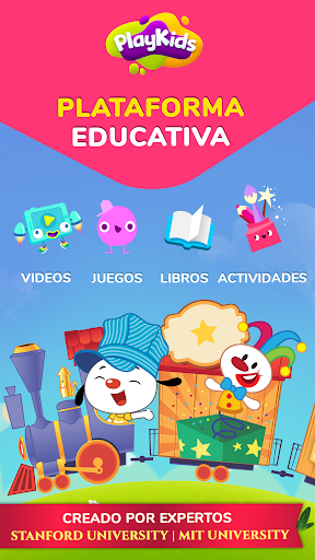 PlayKids - Dibujos Animados! screenshot 1