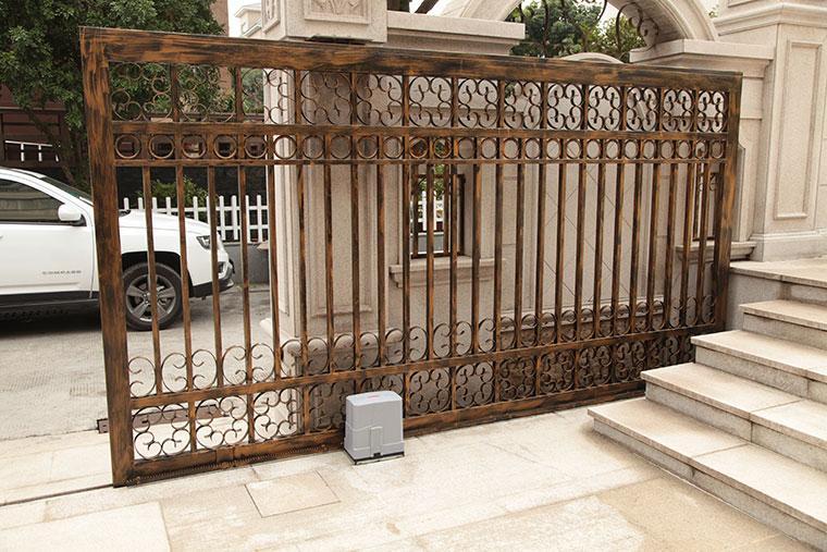 Bảo vệ an toàn cho hệ thống cổng tự động