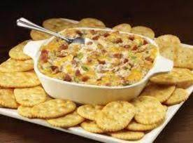 Hot Bacon -n- Cheese Dip Recipe