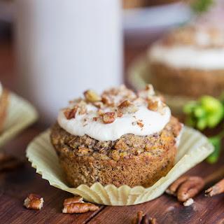 Keto Carrot Cake Muffins.