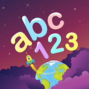 Learn the Universe of English Alphabet and Numbers