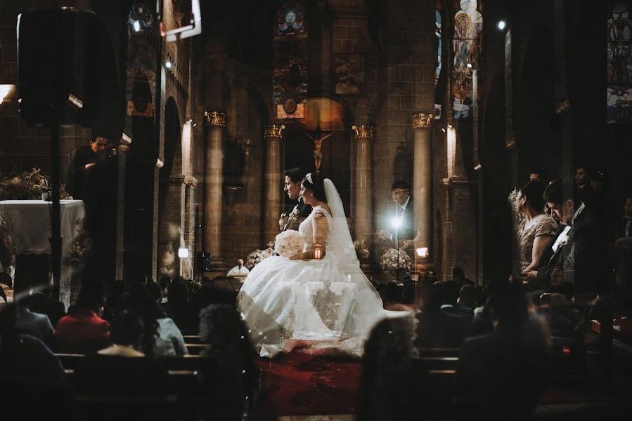 Wedding photographer Valery Garnica (focusmilebodas2). Photo of 07.05.2019