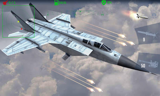 Fighter Jet Air Strike - Now with VR screenshots 1
