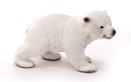 Contenido de Schleich® 14708 Cría de Oso Polar Caminando
