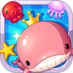Ocean Mania – Crowned Dolphin for PC and MAC