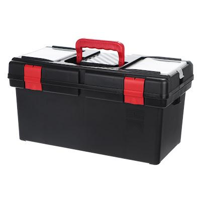 Ящик пластиковый для инструментов Fumasi 50х26х27