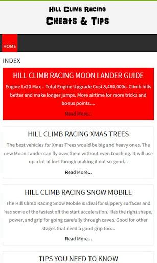 範Hillclimb賽車指南