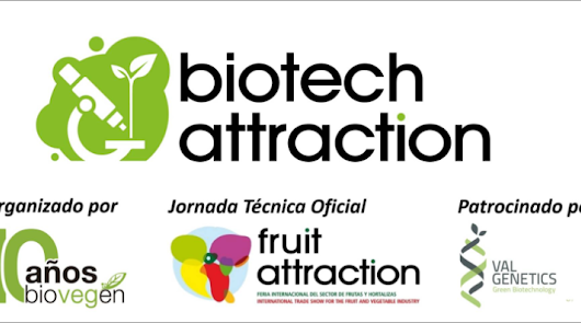 Fruit Attraction LIVEConnect acoge el ciclo de jornadas BIOTECH ATTRACTION
