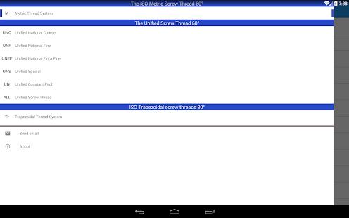 ThreadPro screenshot