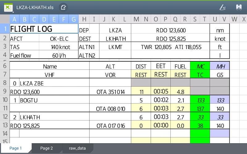 FLY is FUN Aviation Navigation Screenshot 14