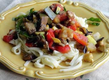 Lazy Vegan Ratatouille Recipe