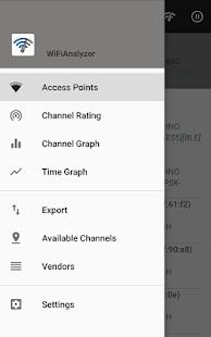 WIFI Analyzer : Free Hotspot WiFi Analysis - náhled