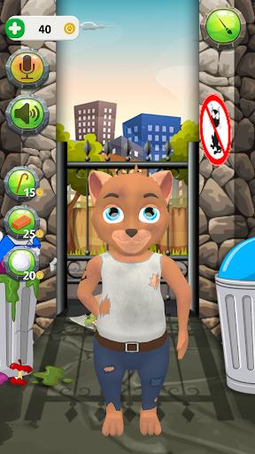 My Talking Cat Grumpy 1.4 screenshots 2