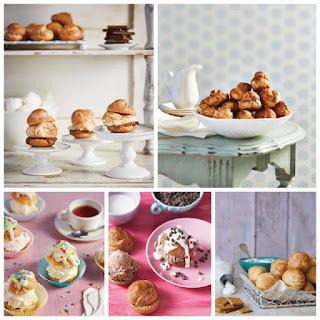Cream Puff Shells - Pâte à Choux