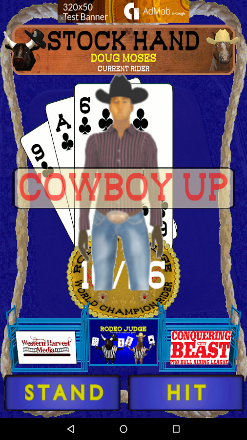 Rodeo Judge (Scott Mendes)- screenshot