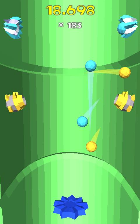 Extreme Defender Pong- screenshot