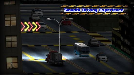 Truck Trailer Driver screenshot
