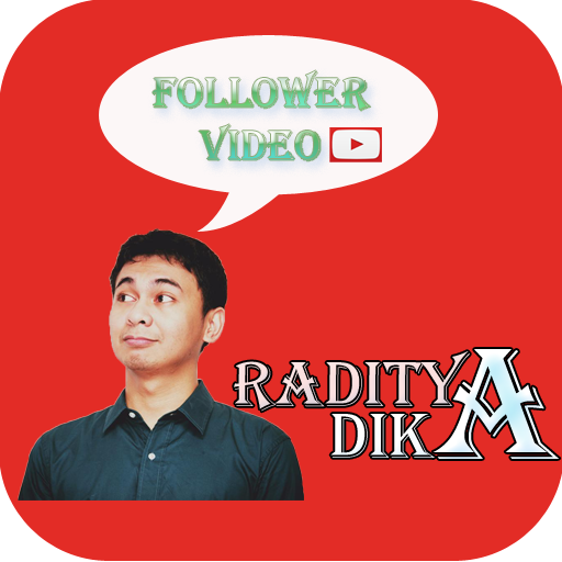 Raditya dika follower video