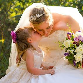 by Crissy Barnes Blanton - Wedding Bride
