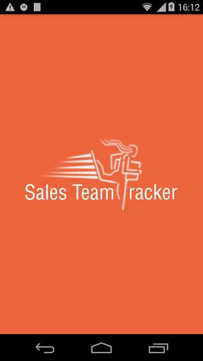 Salesteam Tracker