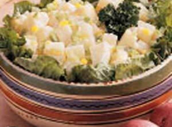 Old Fashioned Potato Salad Recipe