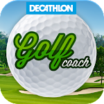 Golf Coach Decathlon Icon