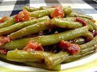 Granny's Vinegar Green Beans Recipe