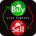 Live Forex Signals - Buy/Sell - Crypto - stocks icon