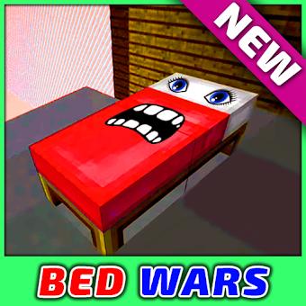 Bed Wars in Minecraft Game Mod