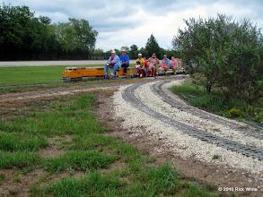 Photo: 1216    Engineer Rich Businger and Art Morris    HALS Public Run Day 2013-0921 RPW