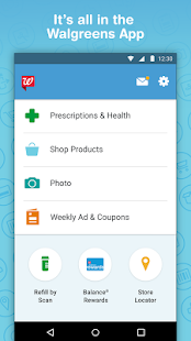 Walgreens- screenshot thumbnail