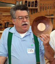 Photo: Elliot Schantz shows what you do when the inside of your bowl gets bigger than the outside -- design challenge!