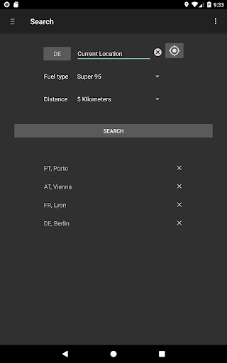 Fuel Flash screenshot 10
