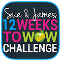 12 Weeks to Wow Challenge icon
