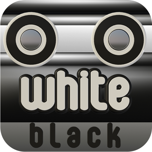 White Black HD Icon Pack