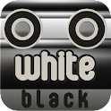 White Black HD Icon Pack icon