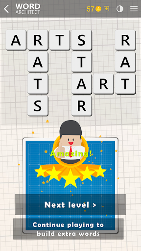 Word Architect - More than a crossword 1.0.2 screenshots 6