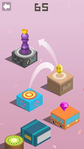 Keep Jump u2013 Flappy Block Jump Games 3D apkpoly screenshots 1