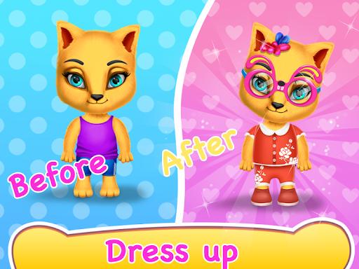 Fluffy Kitty Daycare - Animal Pet Salon & Caring ss3