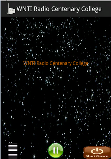 WNTI Radio Centenary College