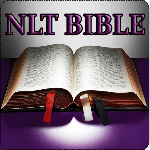 NLT Bible Free 書籍 App LOGO-APP開箱王