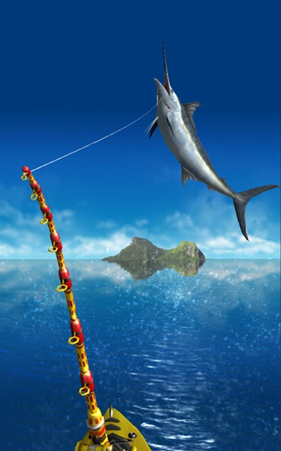 Fishing time season2 android apps on google play for Best fishing game android