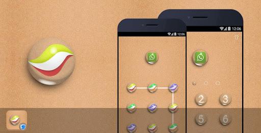 AppLock Theme - Marbles