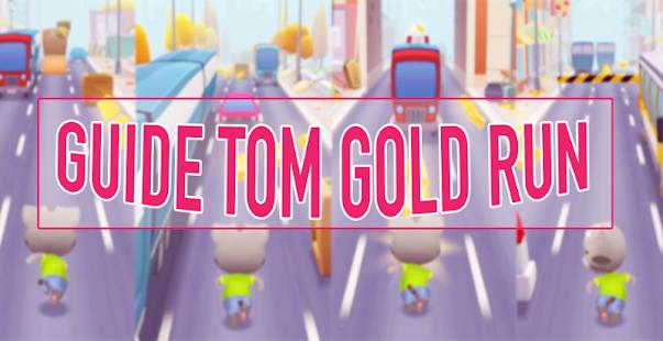 Guide for Tom Gold Run - náhled